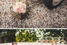 Moodboard bruiloft E&M / Moodboard van onze bruiloft!!