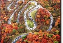 I want to ride to there / Motorcycle travel