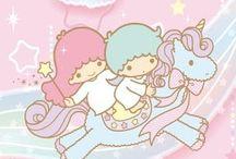 Little Twin Stars / Kiki & Lala