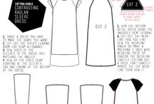 DIY easy & nice sewing patterns / Take ideas and adapted to your style!