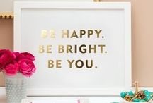 Inspiration / Words to inspire / by Spunky Sapphire Events