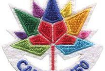 Canada Crests