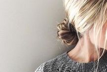 L o v e l y L o c k s / long, short, up dos and coloured hairstyles