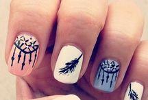 Hair nails & makeup