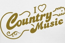 Country and A Little Bit Rock N Roll / I was Country before Country was Cool.... / by Terry