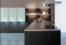 AQUA - Contemporary design / Aqua is not only a kitchen model, but a culture.