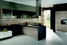 """MIA - Contemporary design / MIA represents the ARAN World """"new"""" concept of design for kitchen decoration. The MIA range offers furnishing complete solutions, which are planned and produced according to a dynamic, balanced project approach."""