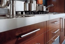 TECA - Contemporary design / The functionality of a space well organized into all details, with large cabinets and wall units having a convenient vertical opening: this is TECA