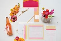 Stationery / All about wedding stationery, personalized, graphic design, and fun!