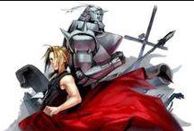 Fullmetal Alchemist / Fullmetal Alchemist / Fullmetal Alchemist:Brotherhood