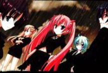 Hidan no Aria / Aria the Scarlet Ammo