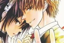 Kaichou wa Maid-sama! / Class President is a Maid!