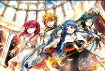 Magi:The Labyrinth Of Magic I / Magi:The Labyrinth Of Magic / Magi: The Kingdom of Magic