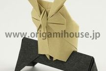 Attractive Origami / Origami which I have found.