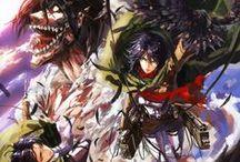 Shingeki no Kyojin II / Shingeki no Kyojin / Attack on Titan
