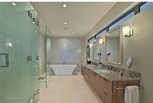Bathroom Renovations / Transforming bathrooms into a serene retreat
