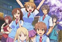 Sakurasou no Pet na Kanojo / The Pet Girl of Sakurasou