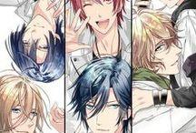 Uta no Prince Sama / Uta no☆Prince-sama♪ Maji Love 1000%  Uta no☆Prince-sama♪ Maji Love 2000%