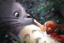 My Neighbour Totoro / Tonari no Totoro