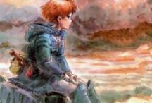 Nausicaa of the Valley of the Wind / Kaze no Tani no Nausicaa