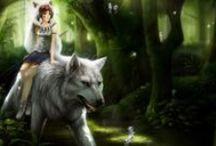 Princess Mononoke / Mononoke Hime