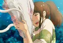 Spirited Away / Sen to Chihiro no Kamikakushi