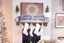 Holiday: Christmas / All things Christmas: decor, food and gifts.