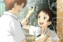 The Girl Who Leapt Through Time / Toki wo Kakeru Shoujo