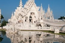 Architectural-Manmade Wonders / White Palace in India / by K Sssss