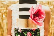 Eat Cake / Unique wedding or wedding-related cakes / by Spunky Sapphire Events
