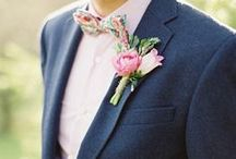 Groom Style / Sophisticated grooms bringing out fabulous style / by Spunky Sapphire Events