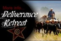 Deliverance / Articles and information from Bear Creek Ranch about Prophetic Deliverance and other supernatural topics.