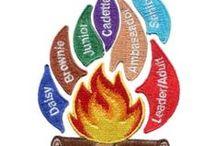 Flames of Scouting USA Set / https://www.e-patchesandcrests.com/catalogue/sets/flames_of_guiding_usa_set.php#set1569