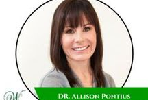 Dr. Allison Pontius ~ Cosmetic Non-Surgical Specialist / At Williams Rejuva Center we offer Botox Cosmetic, Injectable Fillers, Lasers, Micro-Needling, Physician Strength Peels and CoolSculpting. (518)786-7004