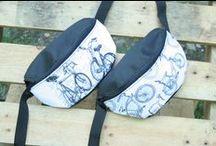 torby / torby zaprojektowane przeze mnie jak i inspiracje