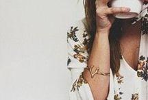 My Everyday Pleasures / Coffee, tea and taste