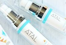 A Glimpse of ATAL's products / ATAL provides the solution to younger looking, healthier skin for women and men.