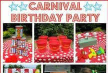 Dayelle - Brooke Carnival Birthday Party Ideas