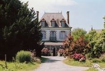 Exterior / Beautiful houses, apartments and cottages