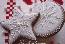 Vánoční perníčky pro inspiraci