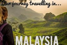 Malaysia Travel / Travel ideas and inspiration for Malaysia
