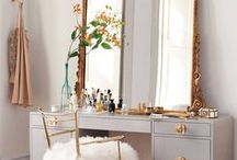Dressing table / ideas for your dressing table
