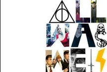 I Want To Put On That Sorting Hat / Harry Potter is the greatest thing ever and I salute it and the magic it has created for millions all over the world.