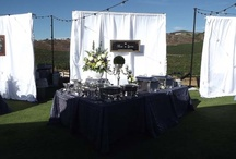Tent Liners/Event Draping