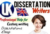 Dissertation Writing Services / There is no need worry about your dissertation writing task. First class dissertation writing services Uk by UK Dissertation Writers are best option to complete you dissertation on time with out any risk. You can discover here reliable Uk dissertation writing services.