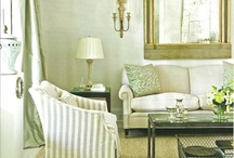 Living Rooms / Entertaining areas of various styles - all with beautiful elements, architecture, furniture, and finishes