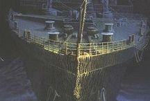 unsinkable titanic / by Kimberly Mcdonald