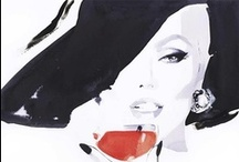Design, Creativity & Drawings about wine / Coolest ideas and tips