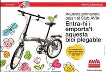 Club AVIA - Premiados Promoción Bici Plegable / Aquí encontrarás las fotos de los premiados que han recogido su bici plegable en las Estaciones de Servicio AVIA.