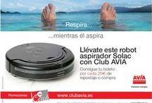 Club AVIA - Promociones / Sorpresas cada día !